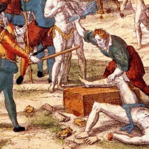 Los genocidas españoles