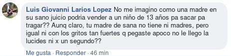 Luis Giovanni Larios Lopez ventila los casos de pederastia de los frailes del santuario