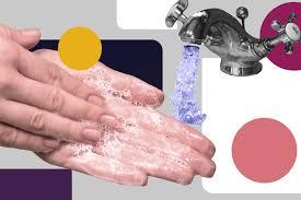 Lavate bien las manos