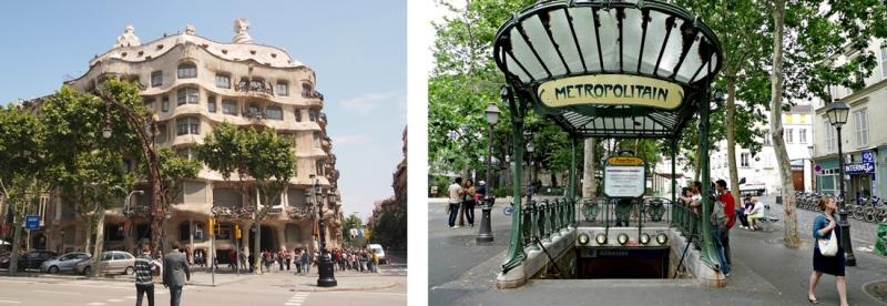 Antoni Gaudí, Casa Mila.