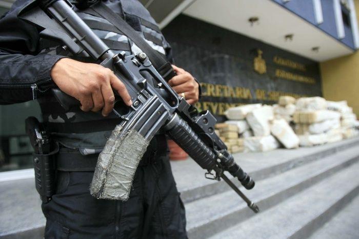 Narcolaboratorios de Jalisco bajo el gobierno de MC