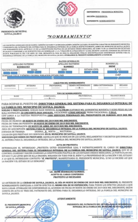 Copia de el contrato laboral de Irene Rodriguez Ramirez