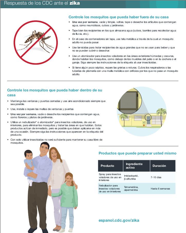 Como protegerse de las Picaduras de Mosquito .5