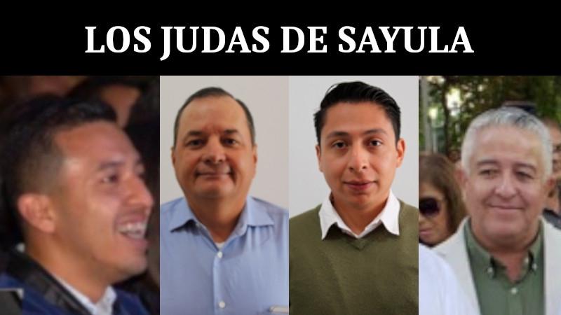 Los Judas de Sayula