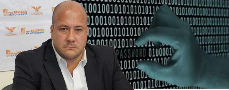 Enrique Alfaro incapaz de detener los cyberataques