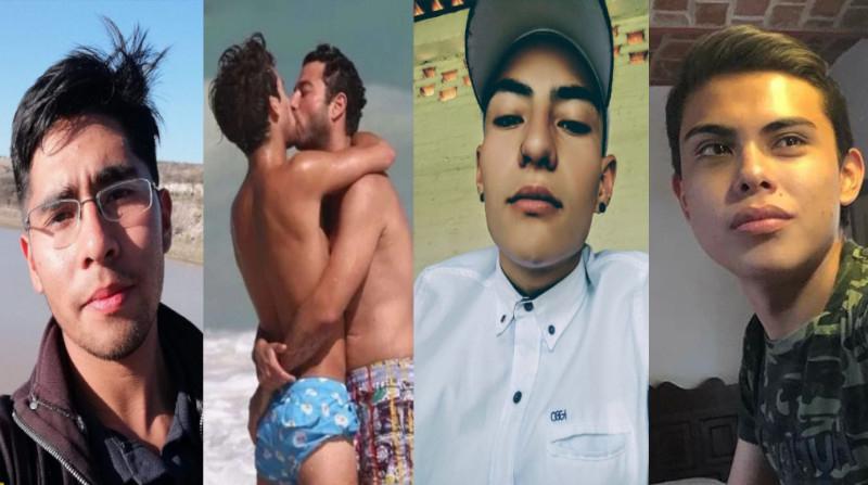 La homosexualidad en Sayula no deberia ser delito, Jil Jimenez, Blady Rodriguez Toscano y Said Sanchez