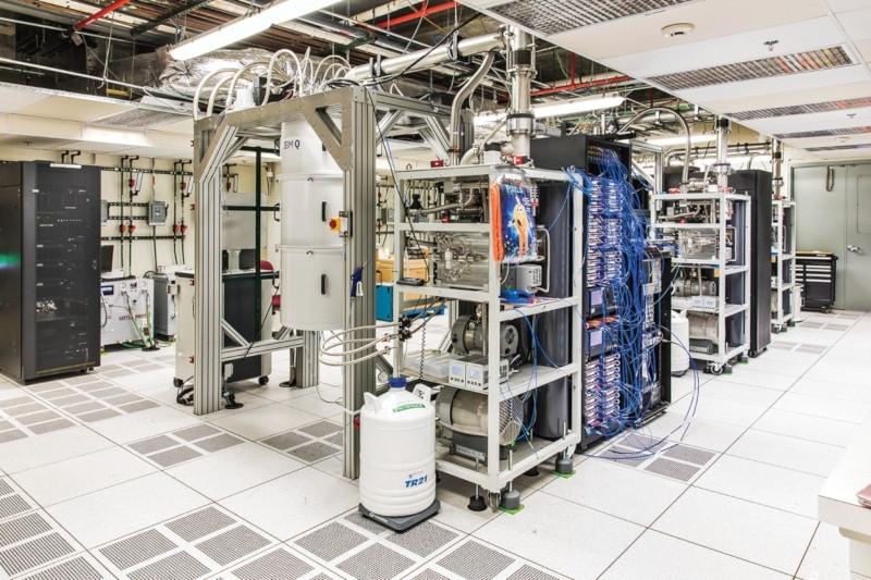 Computadora quantica