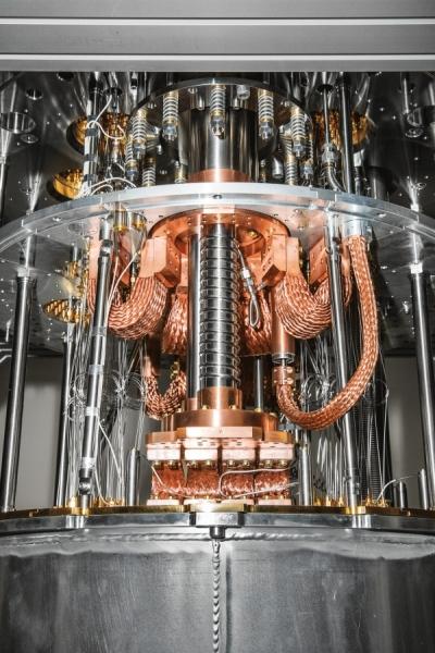 La computadora quantica