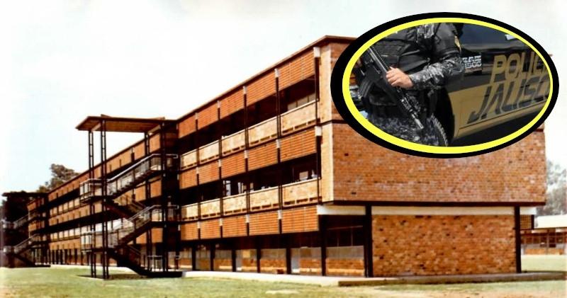 La Escuela Normal de Cd. Guzman