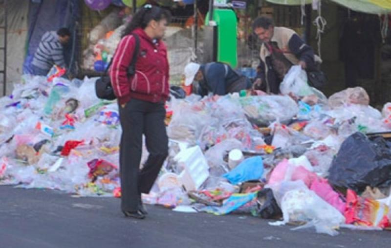 La basura de Zapotlan, Esquer incapaz de tener limpia la ciudad