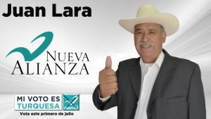 Image result for alcalde Juan Lara Mendoza
