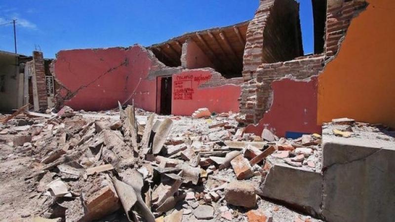 El desastre de Oaxaca