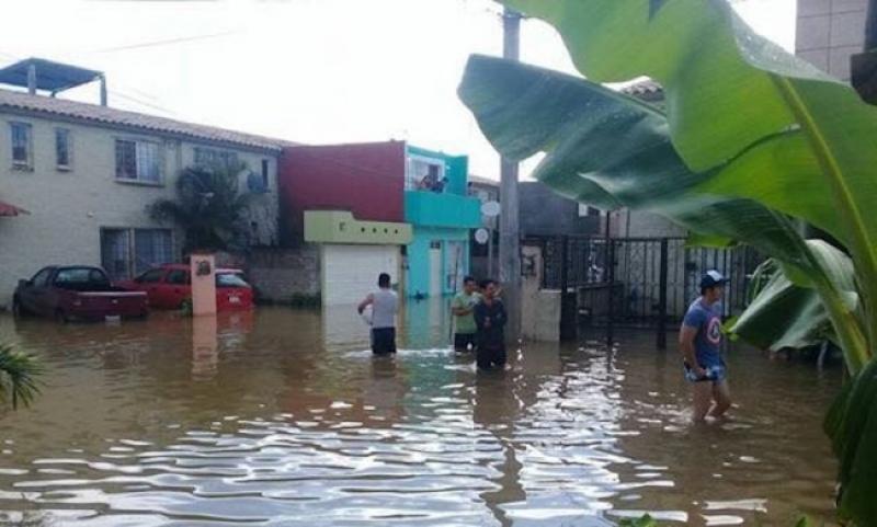 Oaxaca en zona de desastre